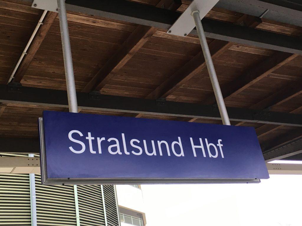 Hallo Stralsund..
